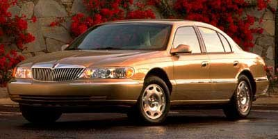 1998 Saab 9000 CSE, 5-Door Sedan Turbo Automatic Transmission, 1998 Lincoln Continental, 4-Door Sedan ...