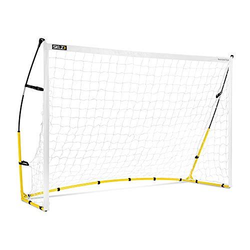 SKLZ Quickster Portable Soccer Goal and Net - 3297, 8 x 5 Feet