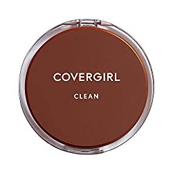 professional Cover Girl Clean Presto Powder Foundation, 125 Buff Beige, 0.44 fl oz
