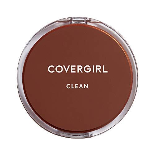 COVERGIRL - Clean Pressed Powder Buff Beige - 0.39 oz. (11 g)