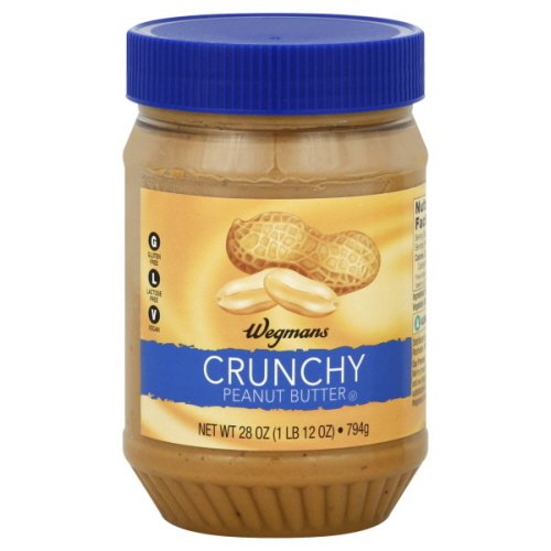 Wgmns Peanut Butter Crunchy Max 52% OFF 28 Oz. Ranking TOP15 Pack 3 of