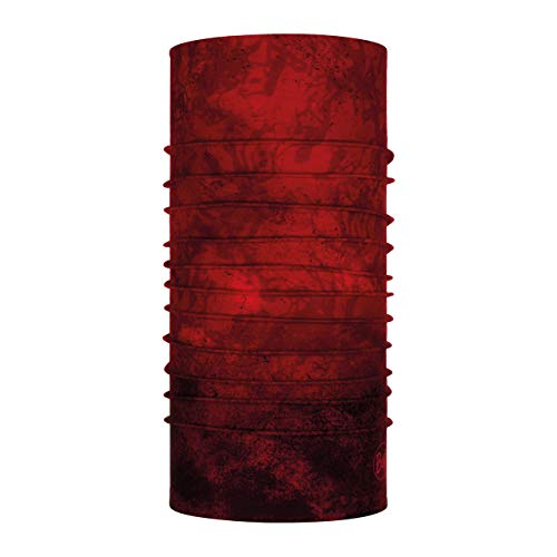 Buff Katmandu Tubular Original, unisex, volwassenen, rood, eenheidsmaat