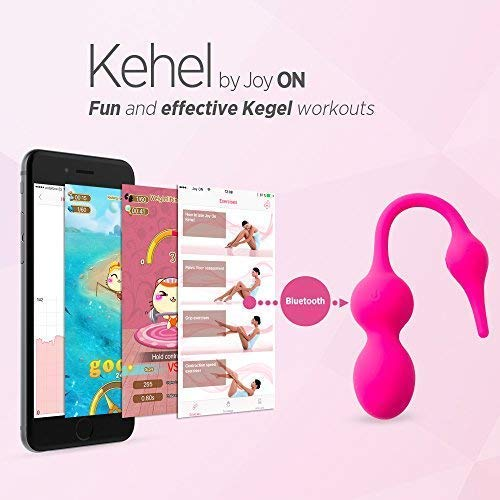 Kegel Exerciser With App & Vibration Review​