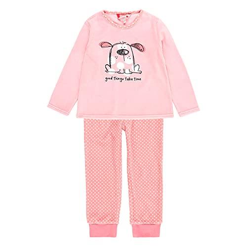 boboli Pijama Terciopelo topitos de niña Modelo 923060 (12 años)