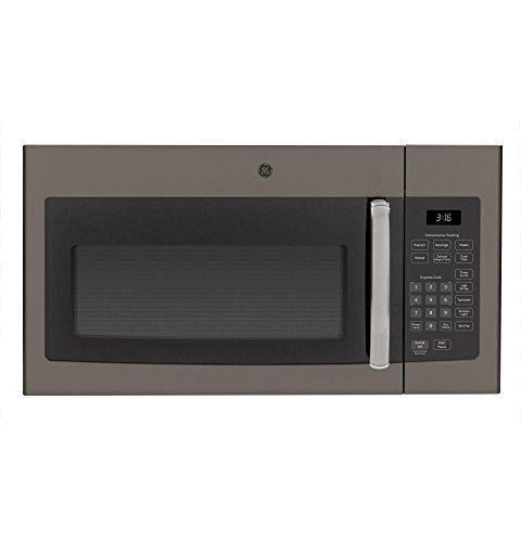 GE JVM3160EFES Microwave Oven, Slate