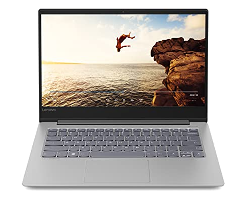 "Lenovo ideapad 530S-14IKB - Ordenador Portátil 14"" FullHD (Intel Core i7-8550U, RAM de 8GB, 512GB SSD, Intel UHD Graphics, Windows 10) Gris - Teclado QWERTY Español"