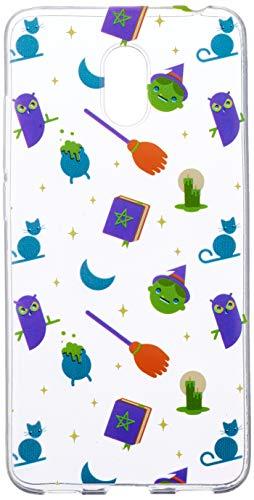 """Cover per Meizu M6 da 5,2"""", ultra sottile, per Halloween Witch Potter"""