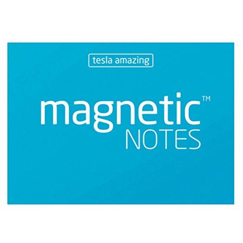ウインテック 付箋 魔法のふせん magnetic NOTES Sサイズ ブルー MNS-B