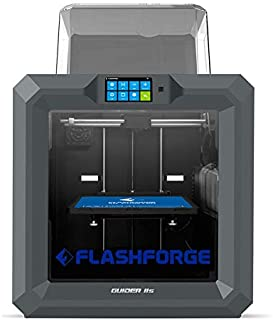 Flashforge Guider IIS 3D Printer with On-line Camera and Filter Screen by WOL 3D