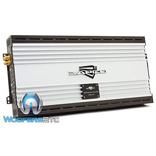 Fantastic Deal! Zapco Z-400.2SP 2-Channel 1400W RMS Supower Power Class AB Amplifier
