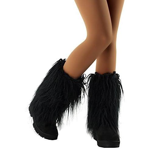 big furry boots online 784a3 a4ec4