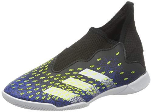 adidas Predator Freak .3 LL IN J, Zapatillas de fútbol, NEGBÁS/FTWBLA/Amasol, 38 2/3 EU