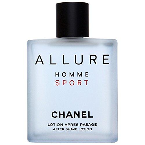 CHANEL ALLURE HOMME SPORT LOTION APRES RASAGE FLACONE 100 ml - Item 123060