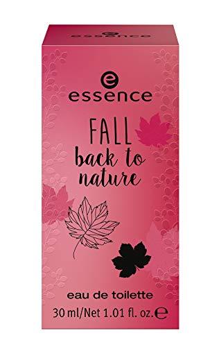 Essence FALL back to nature Eau de Toilette Inhalt: 30ml Duft würzig-blumig, wie ein bezaubernd-herbstlicher Ort.