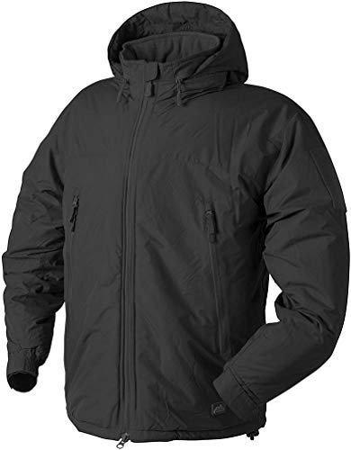 Helikon-Tex Level 7 Lightweight Winter Jacket - ClimaShield Apex SCHWARZ S/Regular