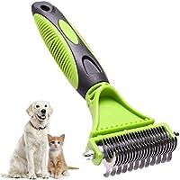 プロのペットの犬の猫の櫛の櫛の櫛のベースの髪の熊手の櫛の脱毛ツール