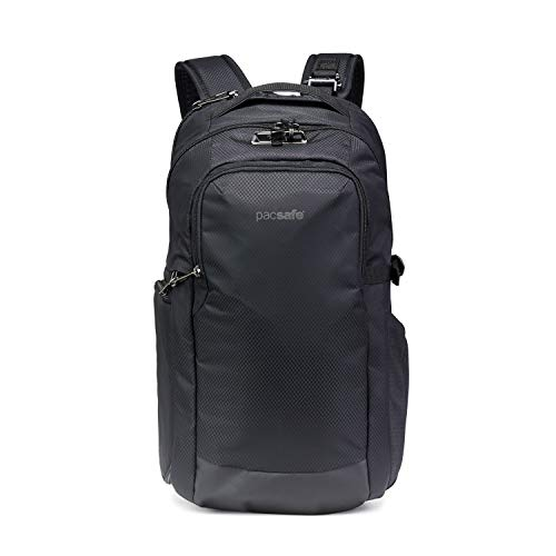 PacSafe Camsafe X17 Anti-theft Camera Backpack-Black, One Size
