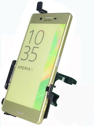 Haicom Lüftung KFZ Auto Halter Halterung für Sony Xperia X / Autohalter Autohalterung