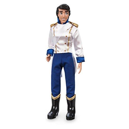 Prince Eric Klassische Puppe Mit bezaubernden Details und authentischen Fairytale Fashion