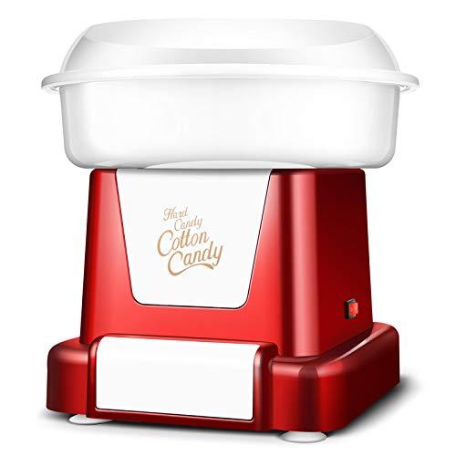 Machine à Barbe à Papa pour la Maison - Retro Cotton Appareil pour Maison Candy Maker   Électrique Mini Outil De Cuisson De Bonbons Rétro Durablecadeau d'anniversaire