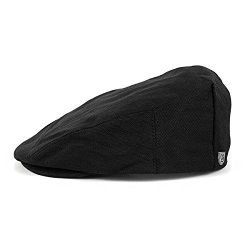BRIXTON Hooligan Casquette pour Homme Noir Taille XL 62 cm