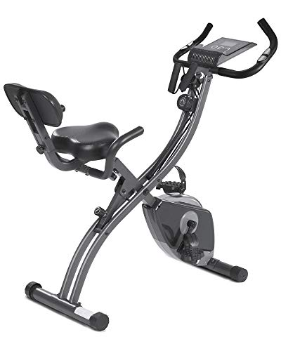 MaxKare Exercise Bike Slim Cycle Stationary Bike...