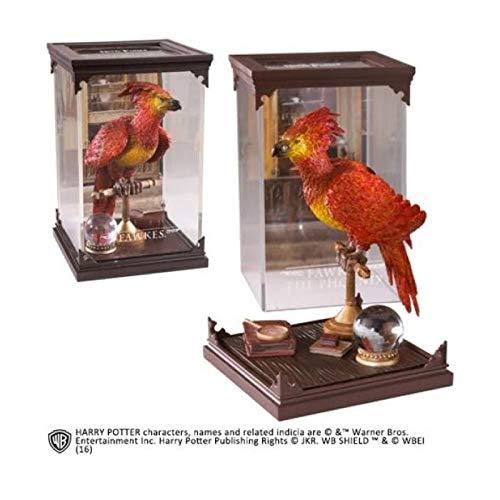 Noble Collection- Figura Coleccionable Diorama de Fénix, Multicolor (NN7540)