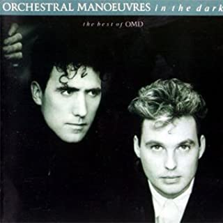 Fantastic Synthie New Wave by Andy McCluskey & Paul Humphreys (CD Album OMD, Orchestral Manoeuvres In The Dark - 18 Tracks)