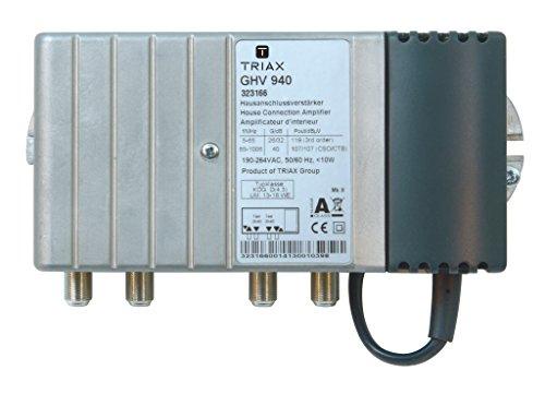 Triax GHV 940 Verstärkung Vorwärts 40 dB weiß