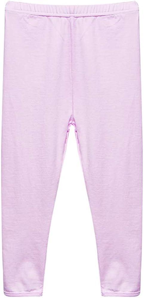 POBIDOBY Boys Girls Pajamas Set Cotton Little Kids Jammies Solid Long Sleeve T-Shirt and Pants