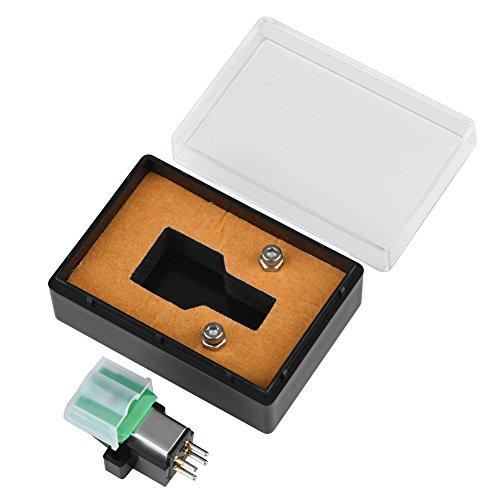Voor At95e platenspeler patroon, platenspeler patroon, vervangende platenspeler naalden, stylusnaalden, vinyl stylus van hoge kwaliteit voor AT95E