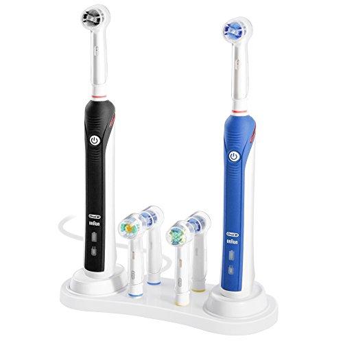 Nincha elektrische Leiter Zahnbürstenhalter mit elektrischen Zahnbürste stehen für Oral-B