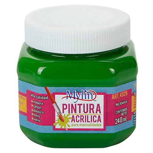 La Mejor Recopilación de Acrilico verde - los preferidos. 2