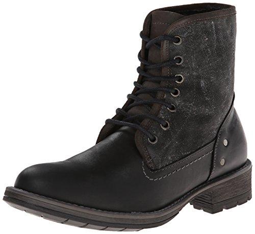 Steve Madden Men's Newmann Boot,Black,7.5 M US