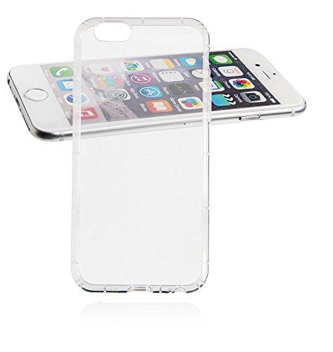 SPADA Airbag Line, Slim Protect iPhone 6, iPhone 6S Anti-arañazos, Shock Absorbing Cover/Case – Blanco.