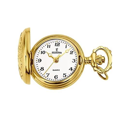 Festina Reloj de Bolsillo Análogo de Cuarzo F2033/1