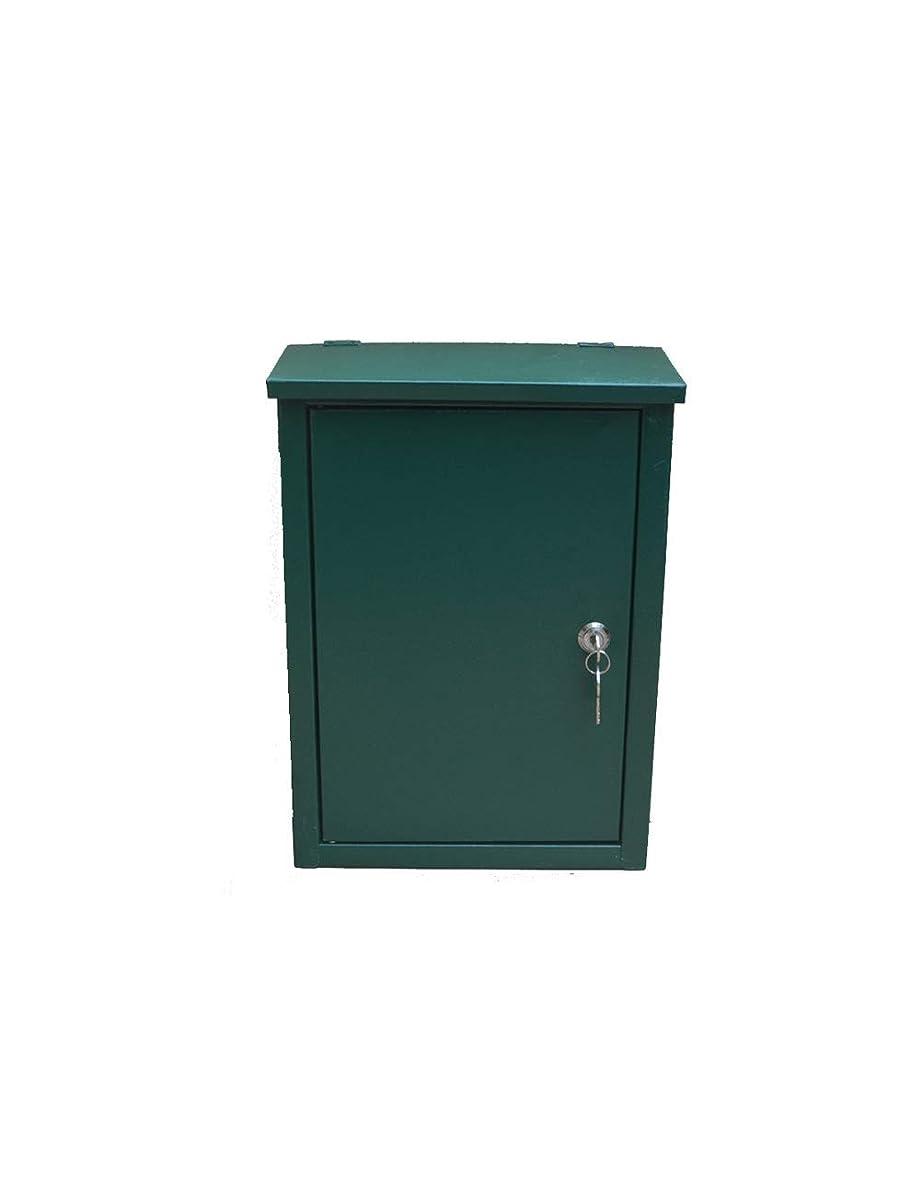 心配する染色スズメバチTYUIO 屋外大型キードロップボックス - 商業用グレード頑丈な収納ボックス - 安全で安全な小包&パッケージ - 家庭用/ビジネス用(グリーン)