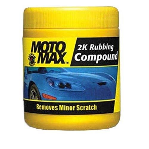 Motomax 2K Rubbing Compound(100 g), Pack of 12