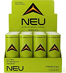 which is the best organic energy shots in the world