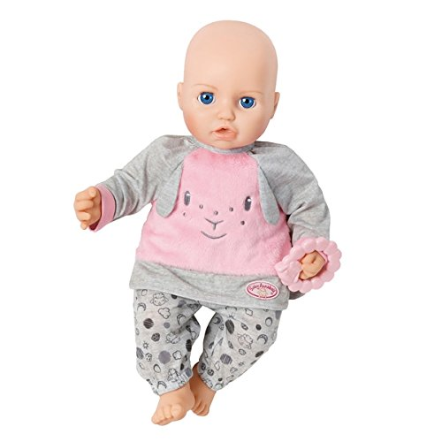 Zapf Creation 700822 Baby Annabell Sweet Dreams Schlafanzug, Bunt