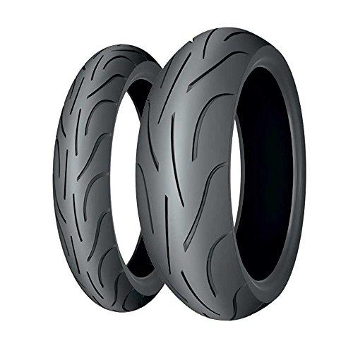 Michelin Reifen / Decke Pilot Power 2ct 190/50ZR17 (73W) Schwarz Motorrad
