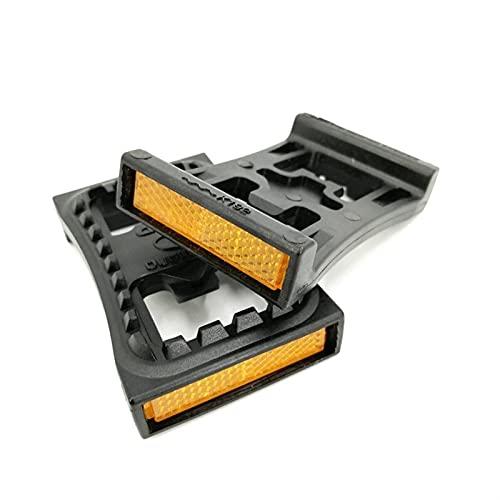 yjknwan Variedad MTB Adaptador Plano de Tacos de Pedal PD22 Dispositivo de conversión de Placa Plana del Pedal de Bloqueo automático Adecuado para M520 M540 M780 Moderar (Color : PD22 1Pair)