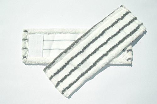 MAM Professional 42cm Microfaser mit Borste Wischmop Passt Ha-Ra Jemako Halter