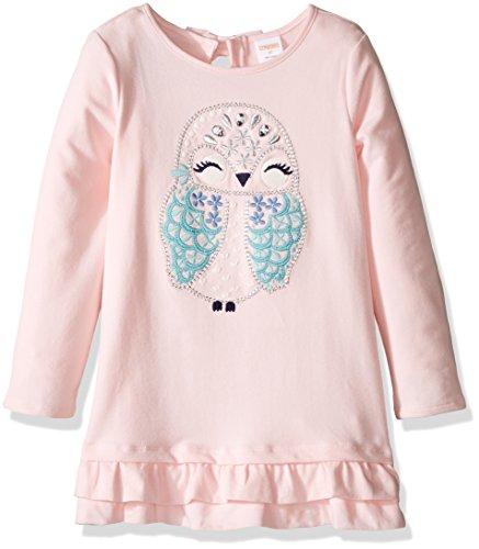 Gymboree Baby Girls' Owl Dropwaist Dress