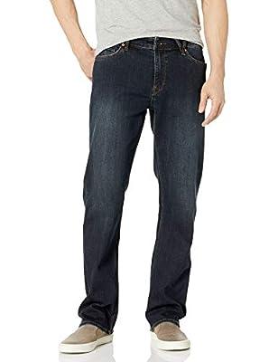 Volcom Men's Kinkade Stretch Denim Jean, Vintage Blue, 31X32