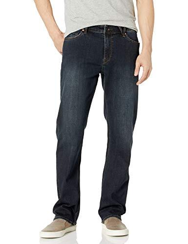 Volcom Kinkade Jeans für Herren 32 Blau (Vintage Blue)