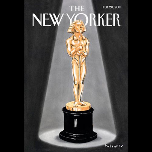 The New Yorker, February 28th 2011 (Wendell Steavenson, Tad Friend, Steve Coll) audiobook cover art