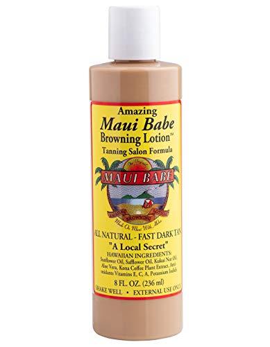 Maui Babe Tanning Salon Formula