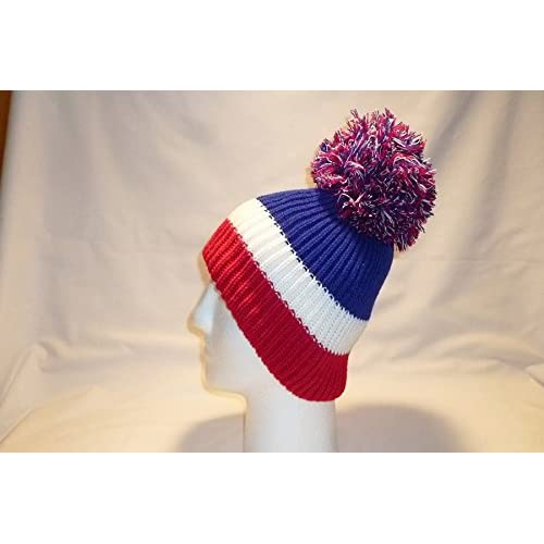 Luxury Fleece Lined Bobble Hat Beanie   Pom Pom Warm Winter Mens Womens  Boys Girls a3c9fbaff6d