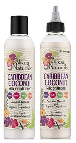 Alikay Naturals Caribean Kokosmilch Shampoo & Conditioner